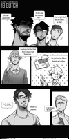 GLITCH ch2: Infected pg 19 (END) by Ozumii
