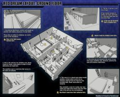 Red Dream Layout: Ground Floor by Purpleground02