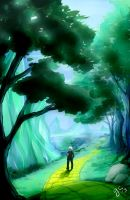 RWBY - Just a stroll by T3hb33