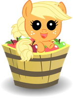 Moar Apples? by TeasIe