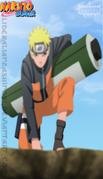 Naruto Uzumaki by LiderAlianzaShinobi