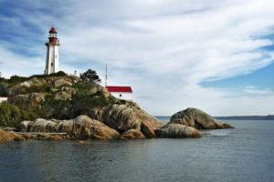 Point Atkinson by tuftedpuffin