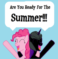 Are You Ready For The Summer by uniquecomicfreak2580