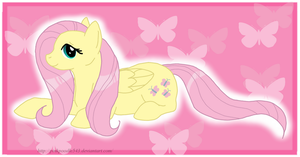 Fluttershy by PinkPoodle543