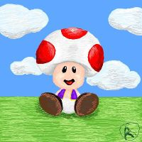 Toad by Dazed1