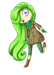 Green Babe by CitrusSkittles