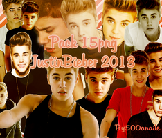 Pack15 png 2013-Justin Bieber by 500Anaile