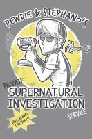 Supernatural Investigation Service T-Shirt by TeaForOne