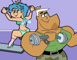 JxTF: Fitness by Cookie-Lovey