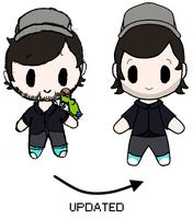 Jontron Chibi Update by Bloody-Uragiri