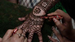 Mehndi Night by neo-solaris