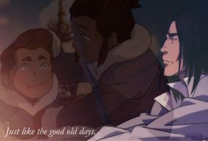 The good old days. by bolin-in-the-deep