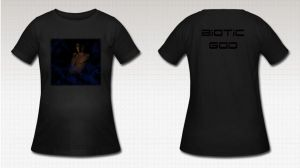 Biotic God Shirt by NamiraWilhelm