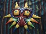 Majora's Mask: Completed Paint by The-Ethereal-Maiden