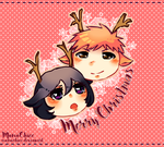 Merry Christmas! by MomoChiee