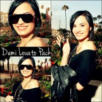 Demi Lovato Pack by Teeffy