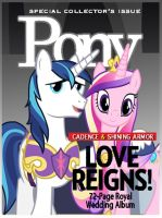 Pony Magazine: The Royal Wedding by Dutchess6942