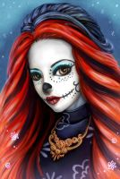 Skelita Calaveras by beniart33