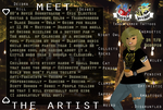 Meet the Artist by elusiveCONQUEROR