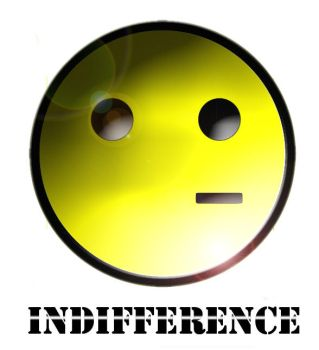Indifference 3D Logo by indifferencedesign