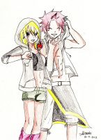 FT : Hood mode NaLu by AlexYin4
