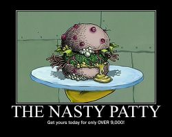 The-Nasty-Patty by Sonicluvr5