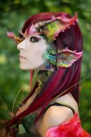 Zyra_League of Legends by AMPLE-COSPLAY