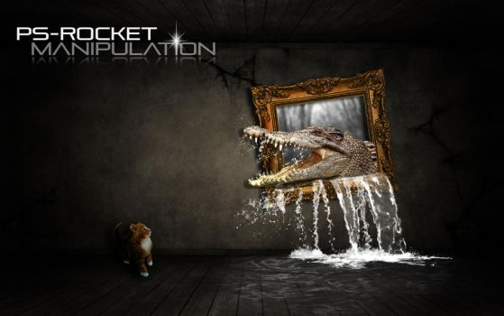 animal abstract by PS-rocket