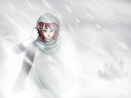 White Out by Ocrienna