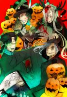 Halloween 2014 by PencilCrown