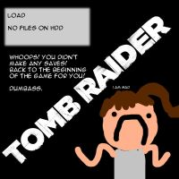 Tomb Raider: The Lame Island 9 by FlashFumoffu