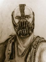 Bane from Nolan's Batman by MisiakasVasileios
