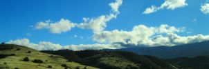 California Hills by OneofakindKnight