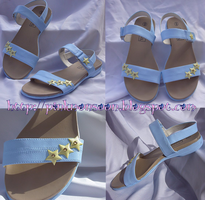 Namine Sandals 2.0 by PlutonianNight
