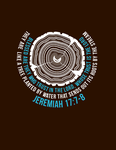 Tree Rings Jeremiah 17:7-8 by tylerneyens