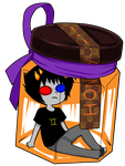 sollux in a jar for me uvu by ssenarrya