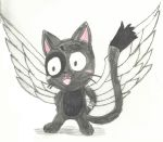 Arthur The Exceed (Fairy Without Wings character) by Sephiroth12285