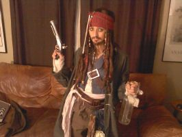 Jack Sparrow 4 by ColorOfConfidence
