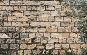 stone wall by Textures-and-More