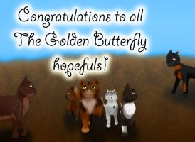 TGB: Congratulations Hopefuls by CriticalCatalyst