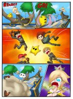 Cruel Smash by Drakithu