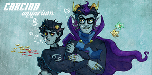 THE JAZZ IT UP BANNER. by CARCINOaquarium
