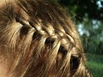 Braiding hair by LizzyeC