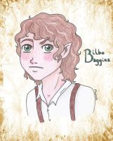 The Hobbit | Bilbo Baggins by Maeneth13