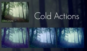 Cold Actions by ImaginaryRosse