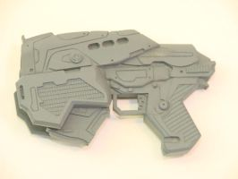 Gears of War COG pistol by OliverBrig