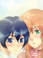 Livius and Nike by AnImAtEd-MeDoW