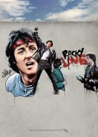 Rocky Balboa by HollyDesigner