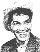 Cantinflas by morbiusx33