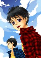 Flannel by Iksia